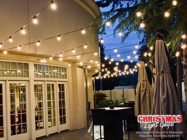 Commercial String Lights